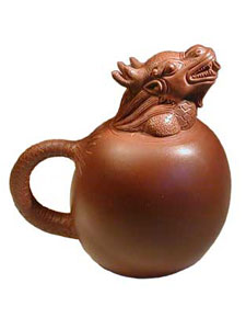 Dragon's Head Yixing Teapot