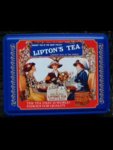 Lipton's Tea Lunchbox