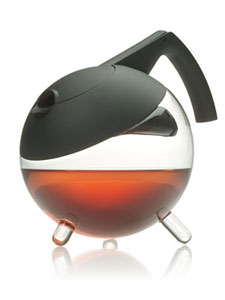 Globo Teapot: 2002 iF Design Winner