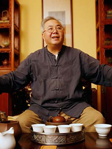 Imperial Tea Court's Roy Fong