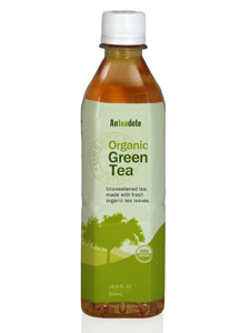 Anteadote Organic Green Tea