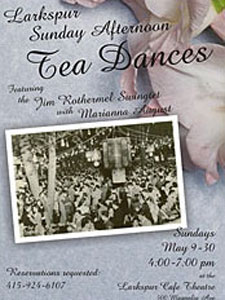 Tea Dances