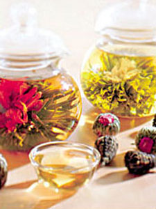 Numi's Flowering Tea