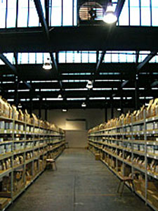 Adagio Warehouse 2006