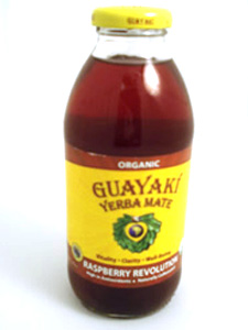 Guayaki Bottled Yerba Mate