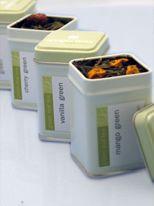 New Green Teas from Adagio