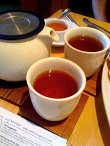 Tea for Two at The Steeping Room