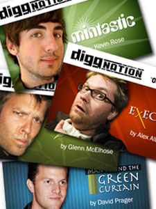 DiggNation Signature Blend Series
