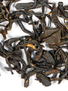 Fujian Baroque black tea