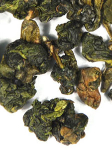 Ali Shan oolong tea