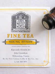 Tea Label