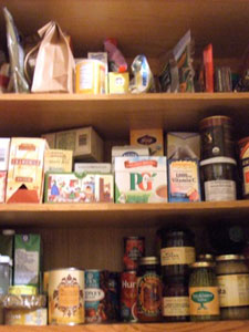 Typical Cupboard