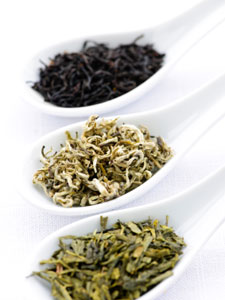 True teas, packed with antioxidants