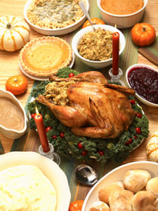 Delectable holiday dishes