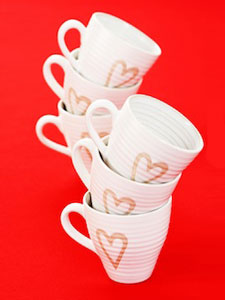 Fill your cup with love from Adagio