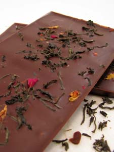 Raspberry Rose Dark Chocolate