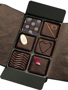 Patricia's Chocolate sampler