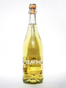 Bottled tea wines are on the rise...