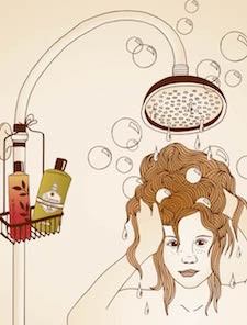 Treat your hair right with a tea tonic.