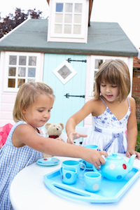 Summertime is the perfect time to get kids excited about tea.