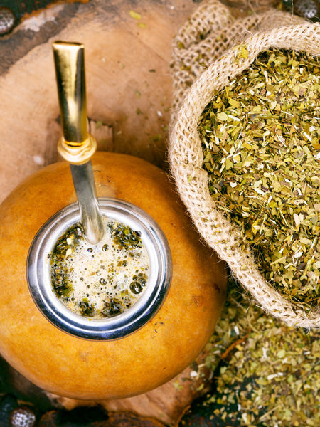 Yerba Mate and its traditional serving cup