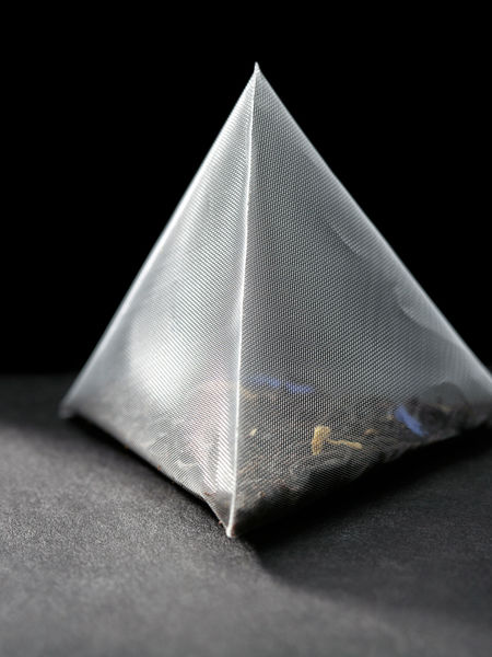 Our high-quality pyramid tea sachets