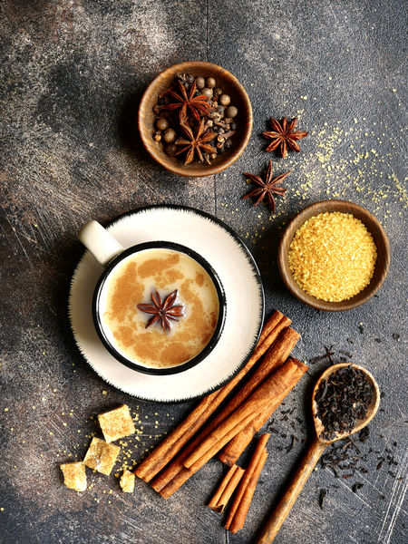 Chai and its ingredients