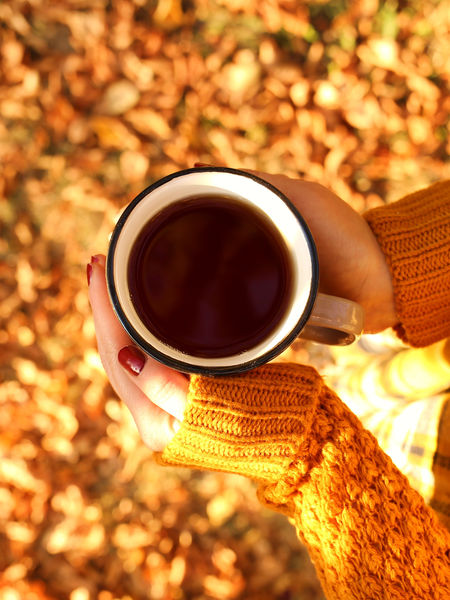 Autumn, Tea, and Poetry!
