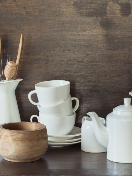 We all have our favorite teacups, pots, and strainers we use frequently. But, what about those just gathering dust that are otherwise still beautiful and functional?