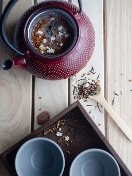 There are three main steps to a tea ritual: preparation, the act of brewing, and the enjoyment of your final product.