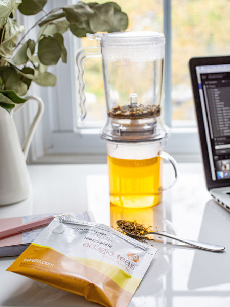 Making tea at your desk couldn't be easier this year, or more important, with the ingenuiTEA!