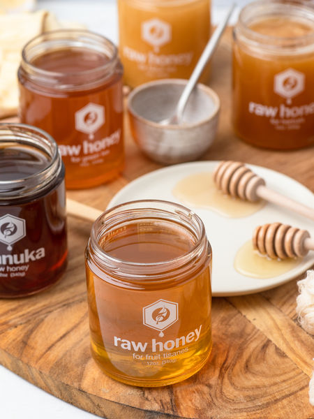 More than 300 varieties of honey have been discovered in the U.S alone!