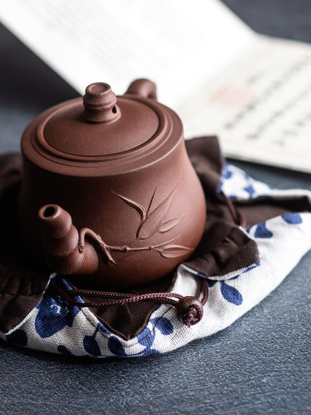 Yixing clay teapots are among some of the most prized Chinese tea vessels. Varieties available on Adagio and Masters!